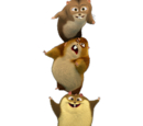Arctic Lemmings (Creative Thoughts)