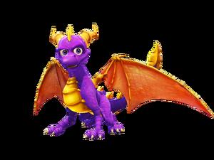 Legend Spyro