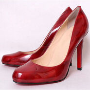 Brand-Fashion-Classic-Red-High-Heels