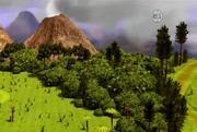 Allosaurus Forest Station