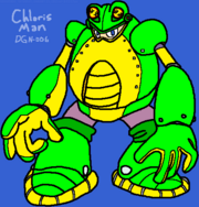 Chloris Man