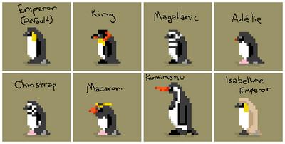SS Penguin Variants