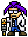Dr. Kojiro 2nd Sprite Left.png