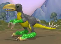 Kangatucasaurus Spore