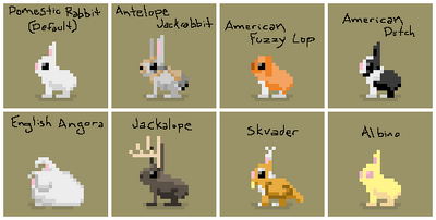 SS Rabbit Variants