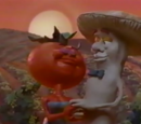 The Tomato Married the Mushroom