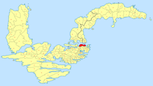 Kruz Insland municipality 001