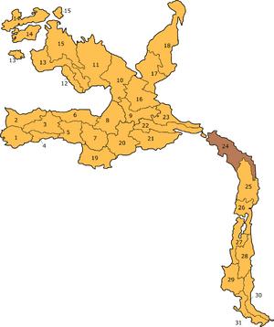 24 Todau county