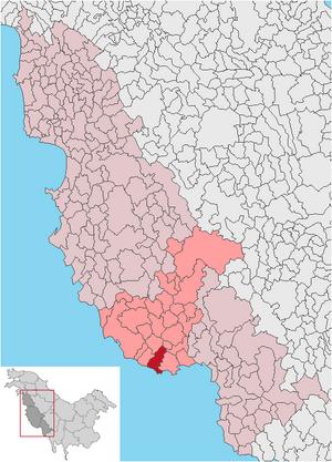 Paraulu municipio