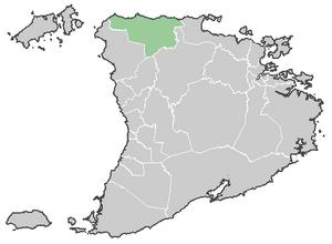 Saint Helens District