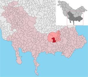 Propinou-Valea Bardului municipio