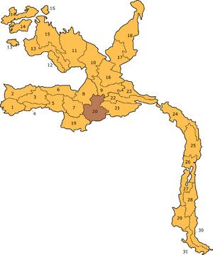 21 Banda county