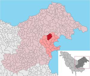 Uleaneace municipio