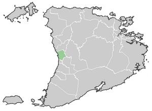 Laforge District