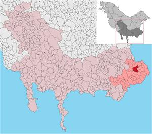 Albeancav municipio