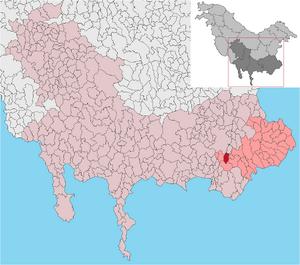 Anglou municipio