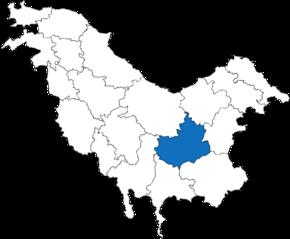 GIHOR Condado en Pohlania