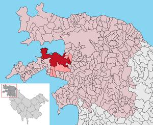 Zarapest municipio