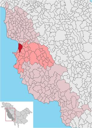 Plajou municipio