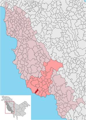 Prinu Zinadiei municipio