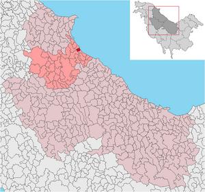 Amarastav municipio