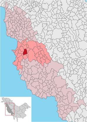Porumbou municipio