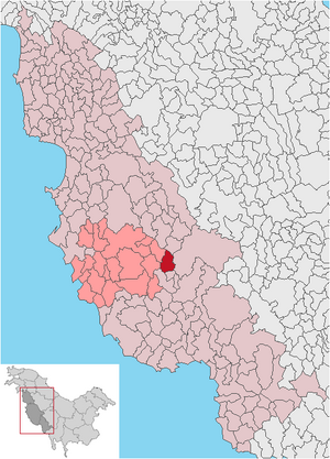 Palciou municipio
