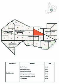 Área Estadística Básica de Barcelona nº29