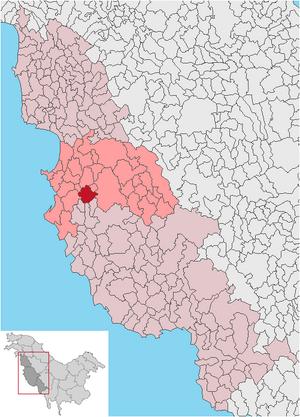 Frumusu municipio
