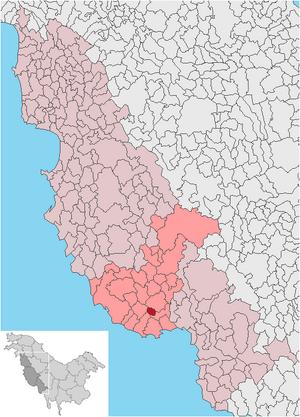 Bratulu Veche municipio