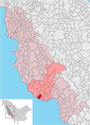 Zadamaru municipio