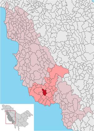 Prespispou municipio
