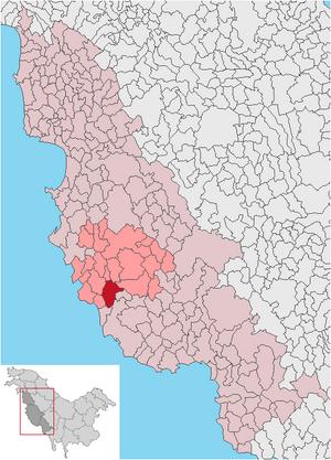 Pancotu municipio
