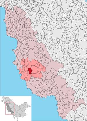 Sasoa municipio