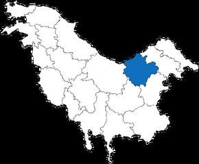 SALBONIA Condado en Pohlania