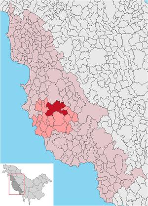 Zina municipio