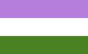Queerland Republic Flag