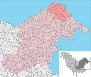 Sfinta Gheorghe municipio