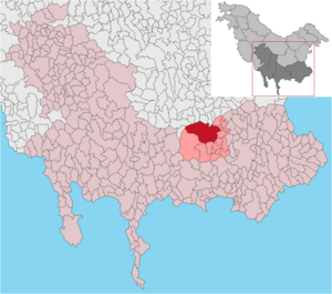 Urdea municipio