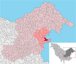Uaunadial municipio