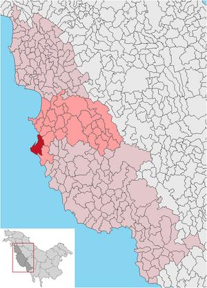 Punctefrumus municipio