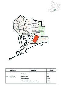 Área Estadística Básica de Barcelona nº15