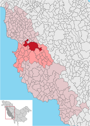 Salonta-Pietrea municipio