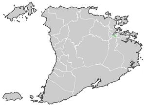 Gleenee District