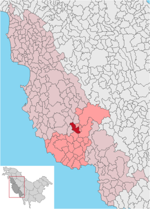 Hansea municipio