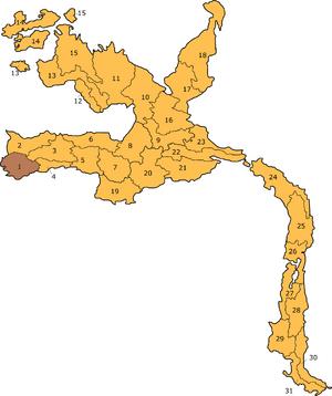1 Sabamia county