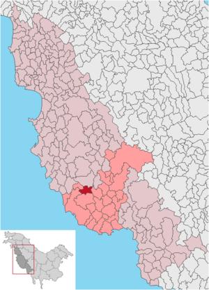 Piatra in Silva municipio