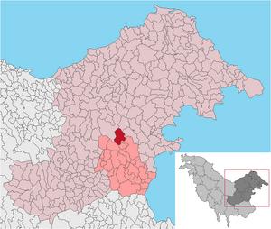 Zanija municipio