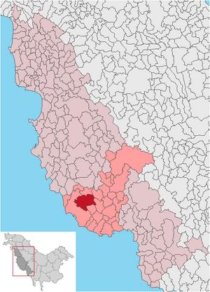 Cormarnice municipio