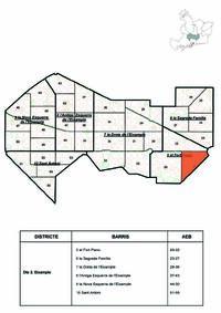 Área Estadística Básica de Barcelona nº21